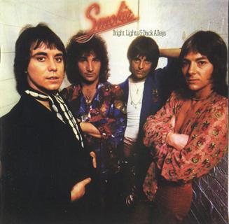 Smokie - Bright Lights & Back Alleys (1977)