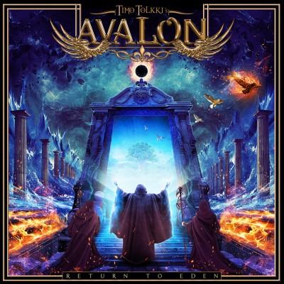 Timo Tolkki's Avalon — Return to Eden (2019)