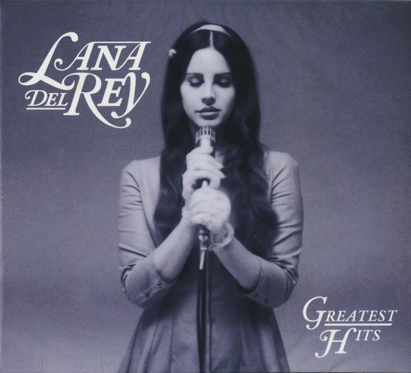 Lana Del Rey - Greatest Hits (2017) (2CD, Digipak)