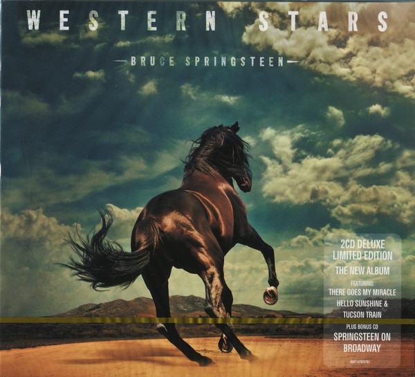Bruce Springsteen - Western Stars (2CD, Digipak) (2019)