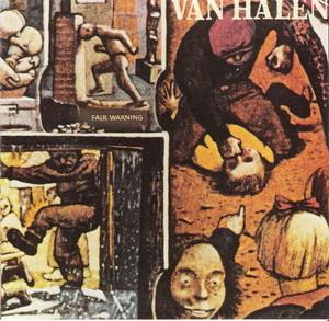 Van Halen - Fair Warning (1981)