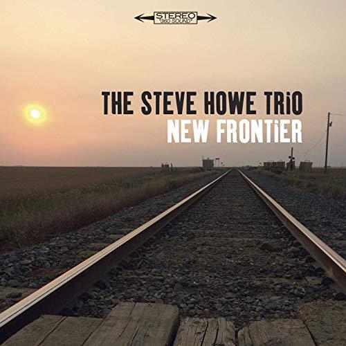 The Steve Howe Trio — New Frontier (2019)