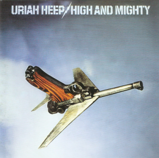 Uriah Heep - High & Mighty (1976)