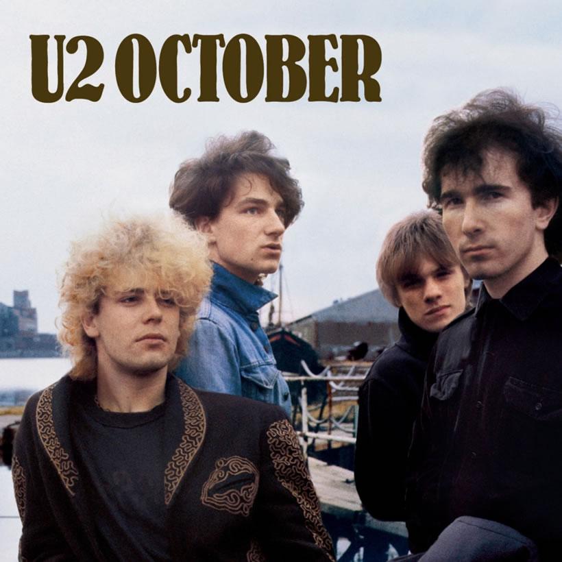 U2 - October (2cd, Remastered 2008)