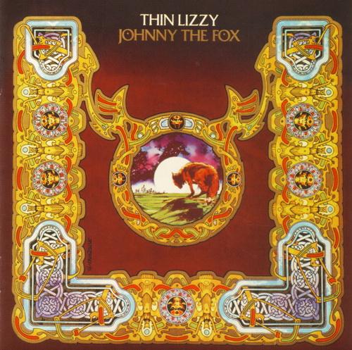 Thin Lizzy - Johnny The Fox (1977)