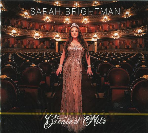 Sarah Brightman - Greatest Hits (2019) (2cd, digipak)