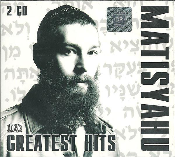Matisyahu — Greatest Hits (2CD, digipak)