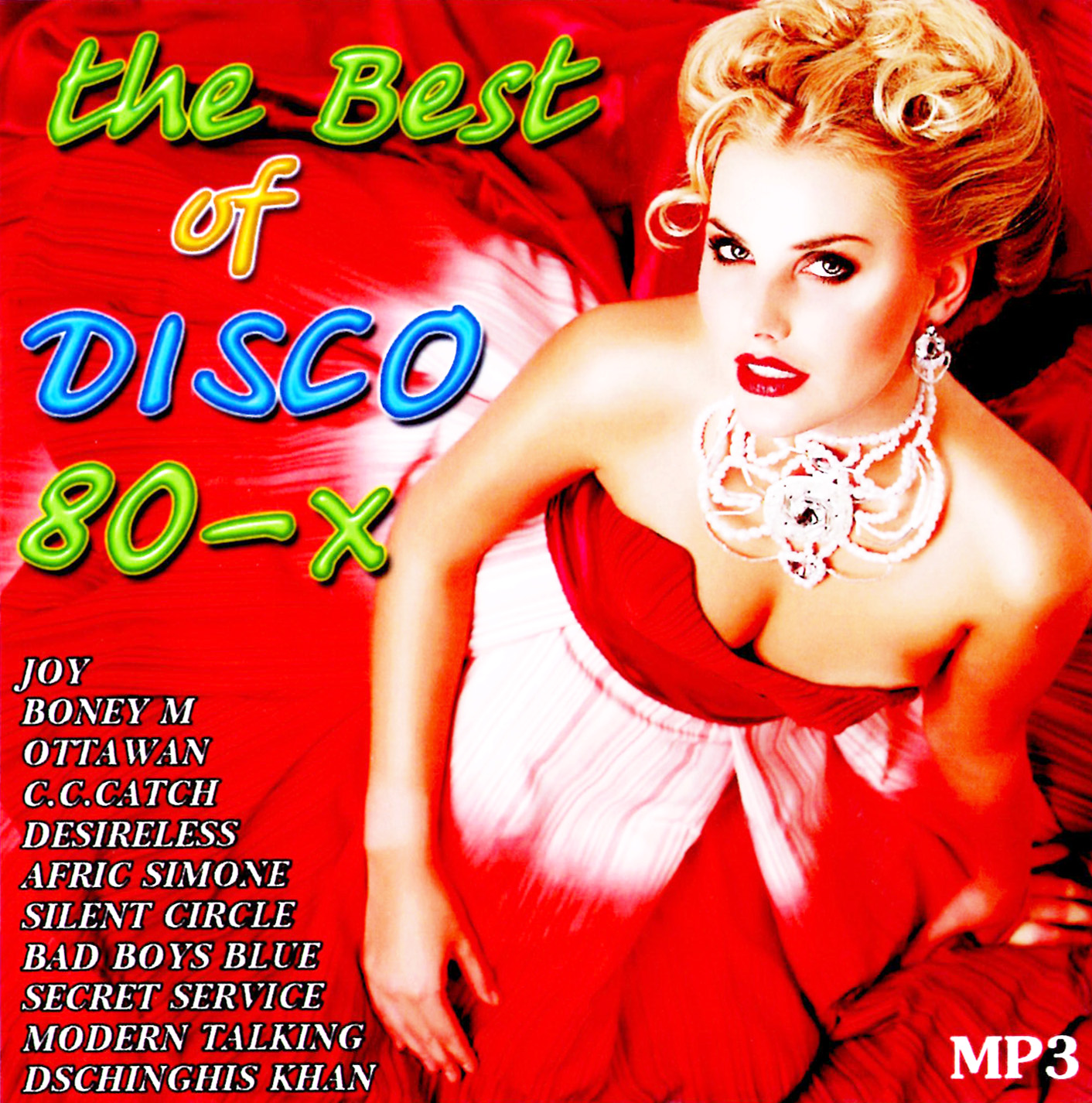 The Best of Disco 80-x [mp3]