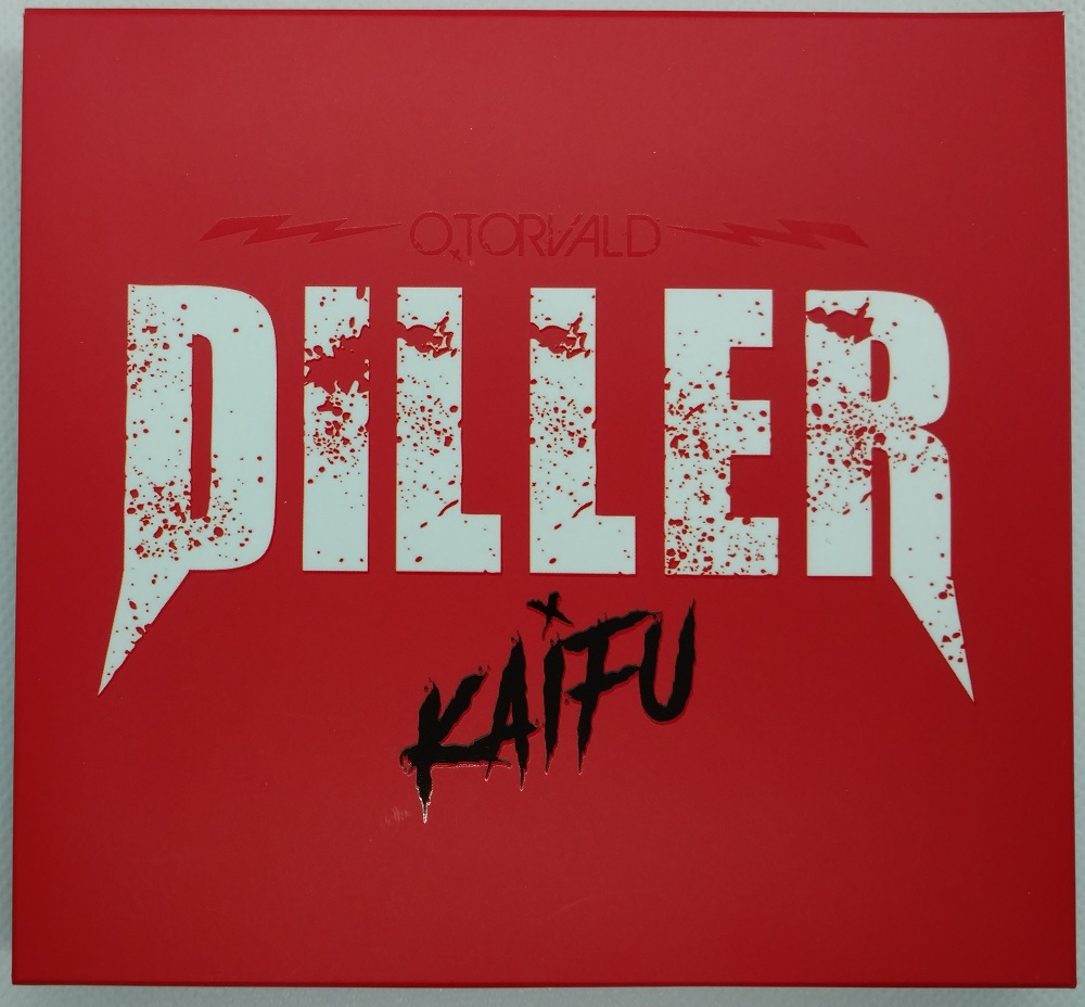 O.Torvald - Diller Kaifu (2019) (2CD) (Digipak, slipcase)
