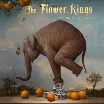 The Flower Kings - Waiting For Miracles (2CD) (2019)