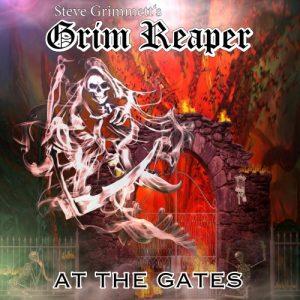 Steve Grimmett's Grim Reaper - At the Gates (2019)
