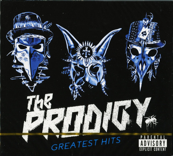 The Prodigy ‎- Greatest Hits (2cd,digipak) (2019)