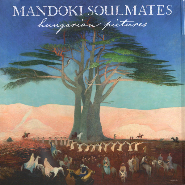 Man Doki Soulmates - Living In The Gap + Hungarian Pictures (2cd) (2019)