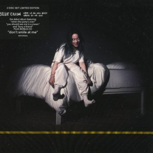 Billie Eilish - When We All Fall Asleep, Where Do We Go? (2cd, digipak)