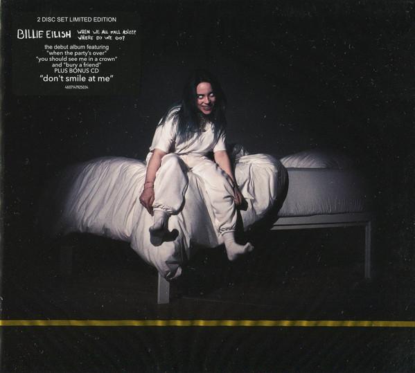 Billie Eilish - When We All Fall Asleep, Where Do We Go? (2cd, digipak)