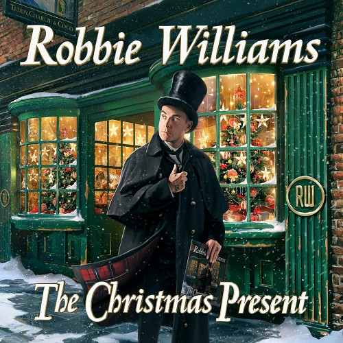 Robbie Williams - The Christmas Present (2cd) (2019)
