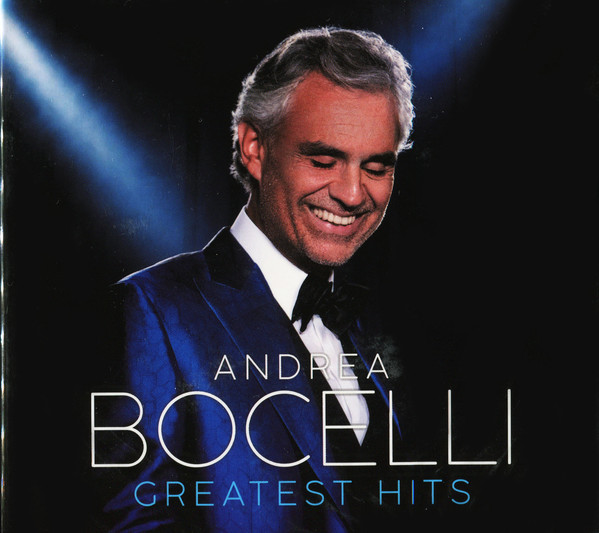 Andrea Bocelli - Greatest Hits (2cd, digipak) (2019)