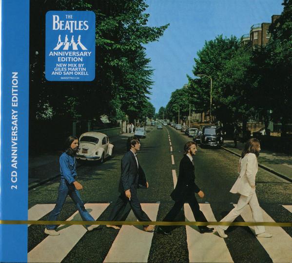The Beatles - Abbey Road. 50th Anniversary Edition (2cd, digipak) (2019)