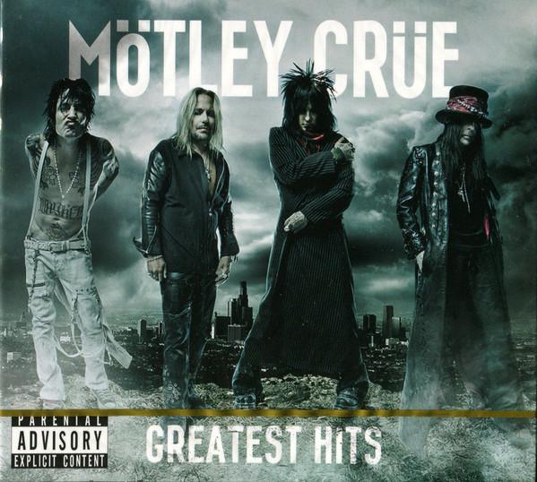 Motley Crue - Greatest Hits (2cd, digipak) (2019)