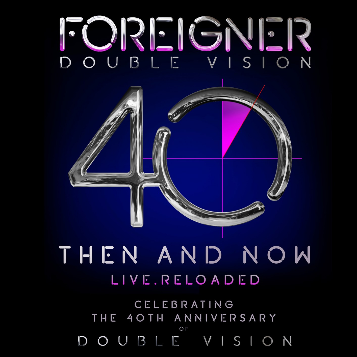 Foreigner - Double Vision: Then and Now (CD+DVD) (2019)