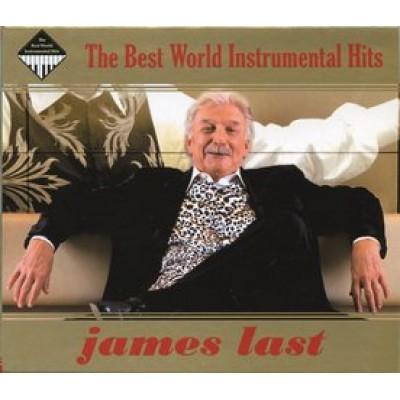 James Last -The Best World Insrumental Hits (2cd, digipack)