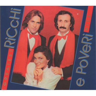 Ricchi e Poveri – Greatest Hits (2CD, digipak)