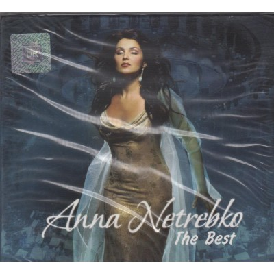 Anna Netrebko (Анна Нетребко) – Лучшее (digipak)