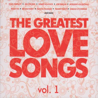 Сборник - The Greatest Love Songs Vol.1 (2 CD) (digipak)