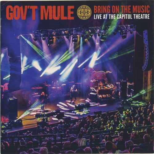 Gov't Mule - Bring On The Music: Live at The Capitol Theatre (2cd) (2020)