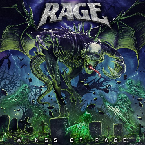 Rage - Wings of Rage (2020)