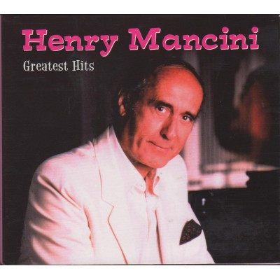Henry Mancini – Greatest Hits (2cd, digipak)