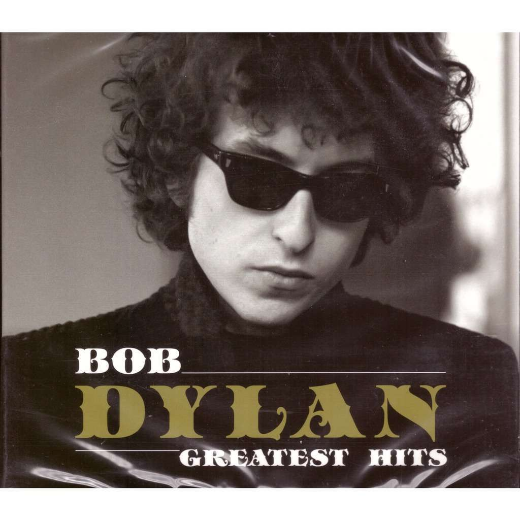 Bob Dylan – Greatest Hits (2cd, digipak)