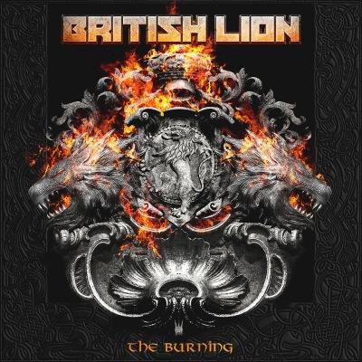 British Lion - The Burning (2020)