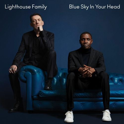 Lighthouse Family - Blue Sky In Your Head (2020)