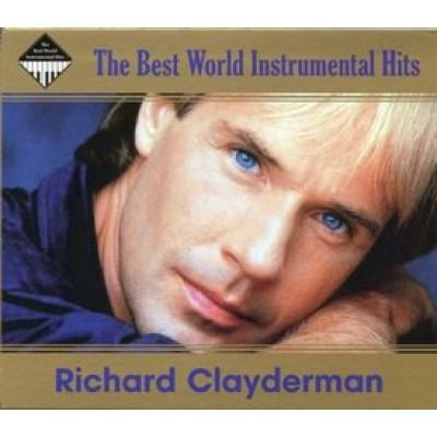 Richard Clayderman -The Best World Insrumental Hits (2cd, digipack)