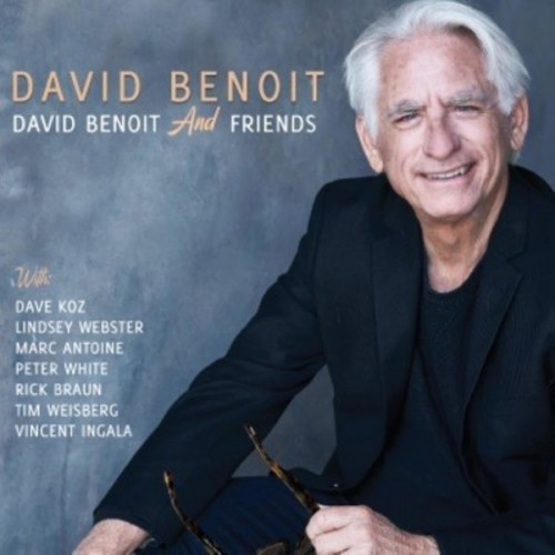 David Benoit - David Benoit And Friends (2020)