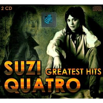 Suzy Quatro – Greatest Hits (2CD, digipak)