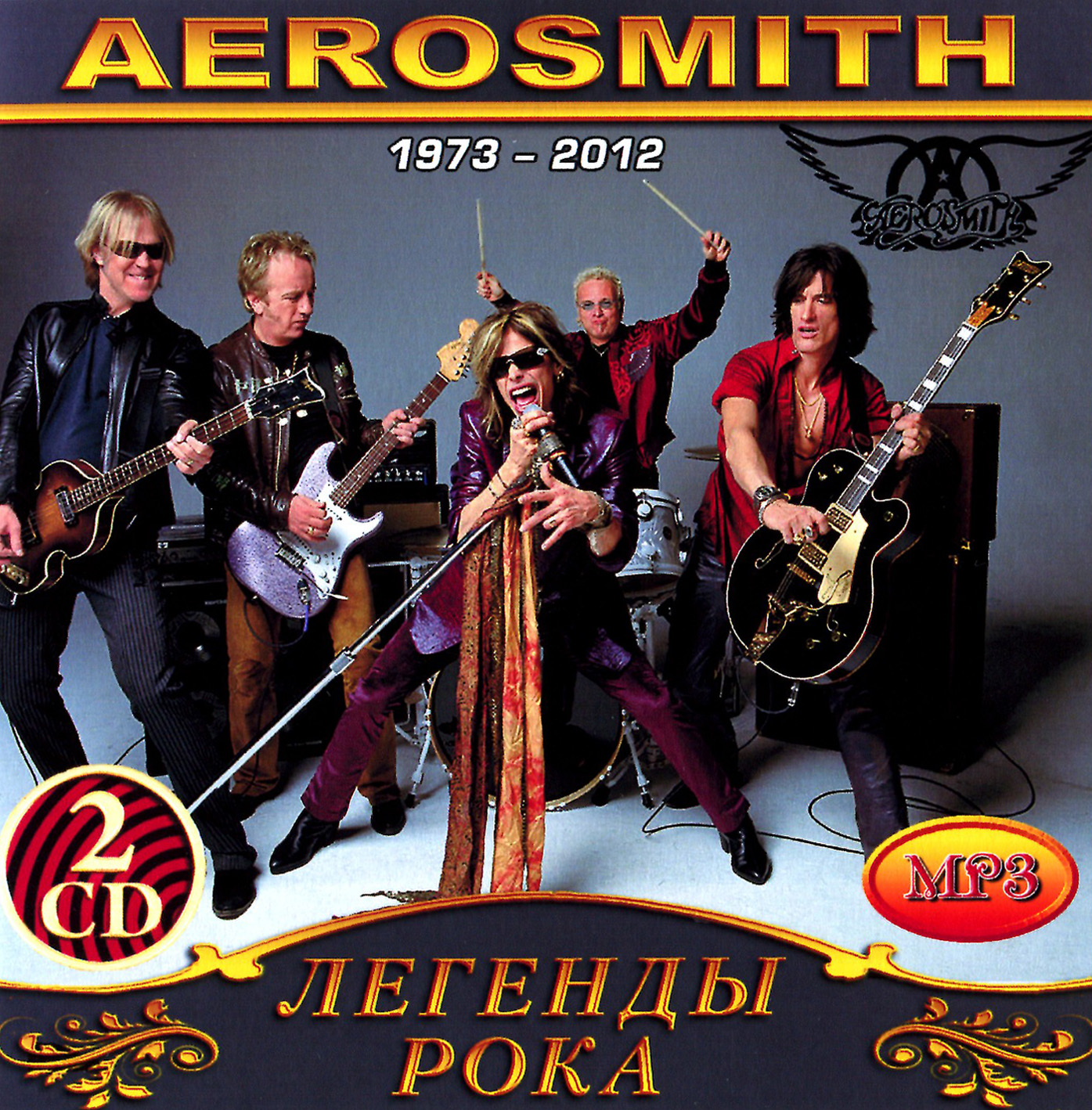 Aerosmith 2cd [mp3]