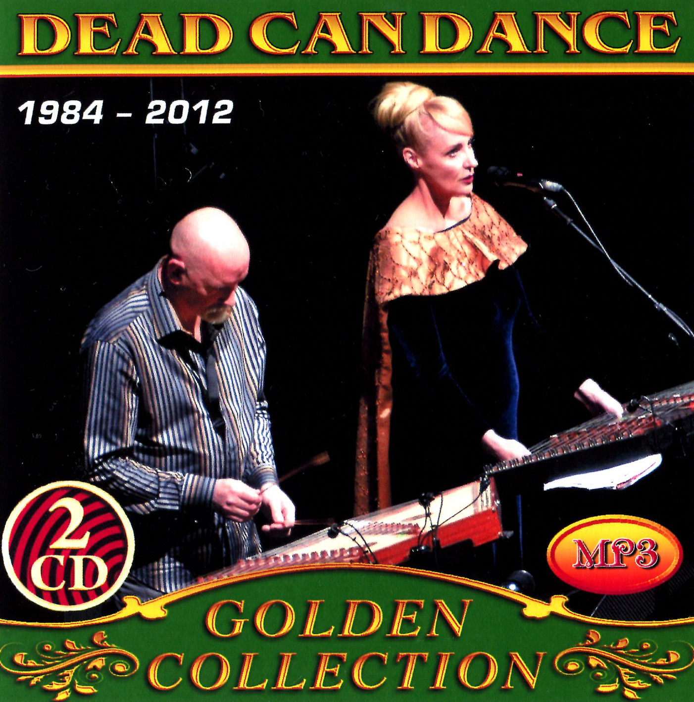 Dead Can Dance 2cd [mp3]