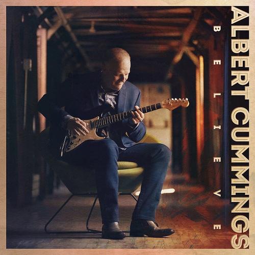 Albert Cummings - Believe (2020)