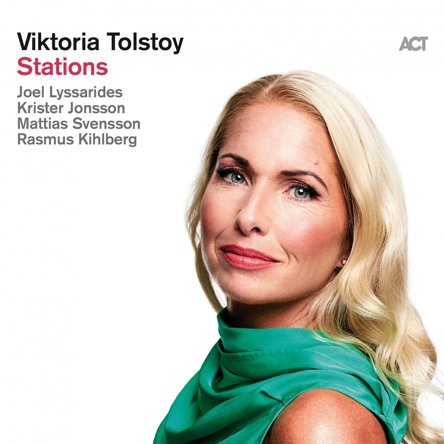 Viktoria Tolstoy - Stations (2020)