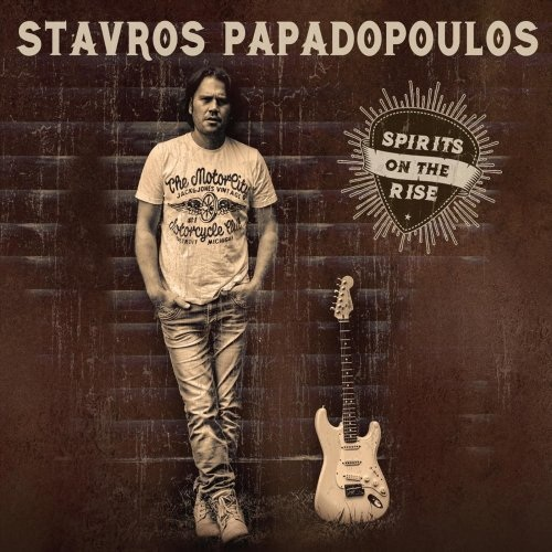 Stavros Papadopoulos - Spirits On The Rise (2020)
