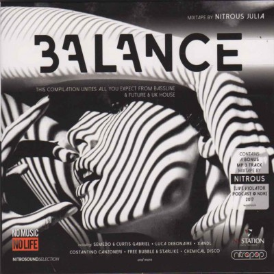 Сборник – Balance (2cd, digipak)