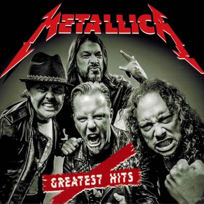 Metallica - Greatest Hits (2CD, digipak) (2018)