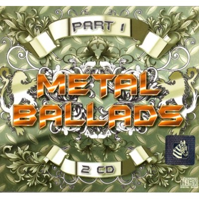 Сборник – Metal Ballads Vol.1 (2 CD) (digipak)