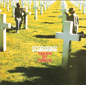 Scorpions - Taken By Force (1977)