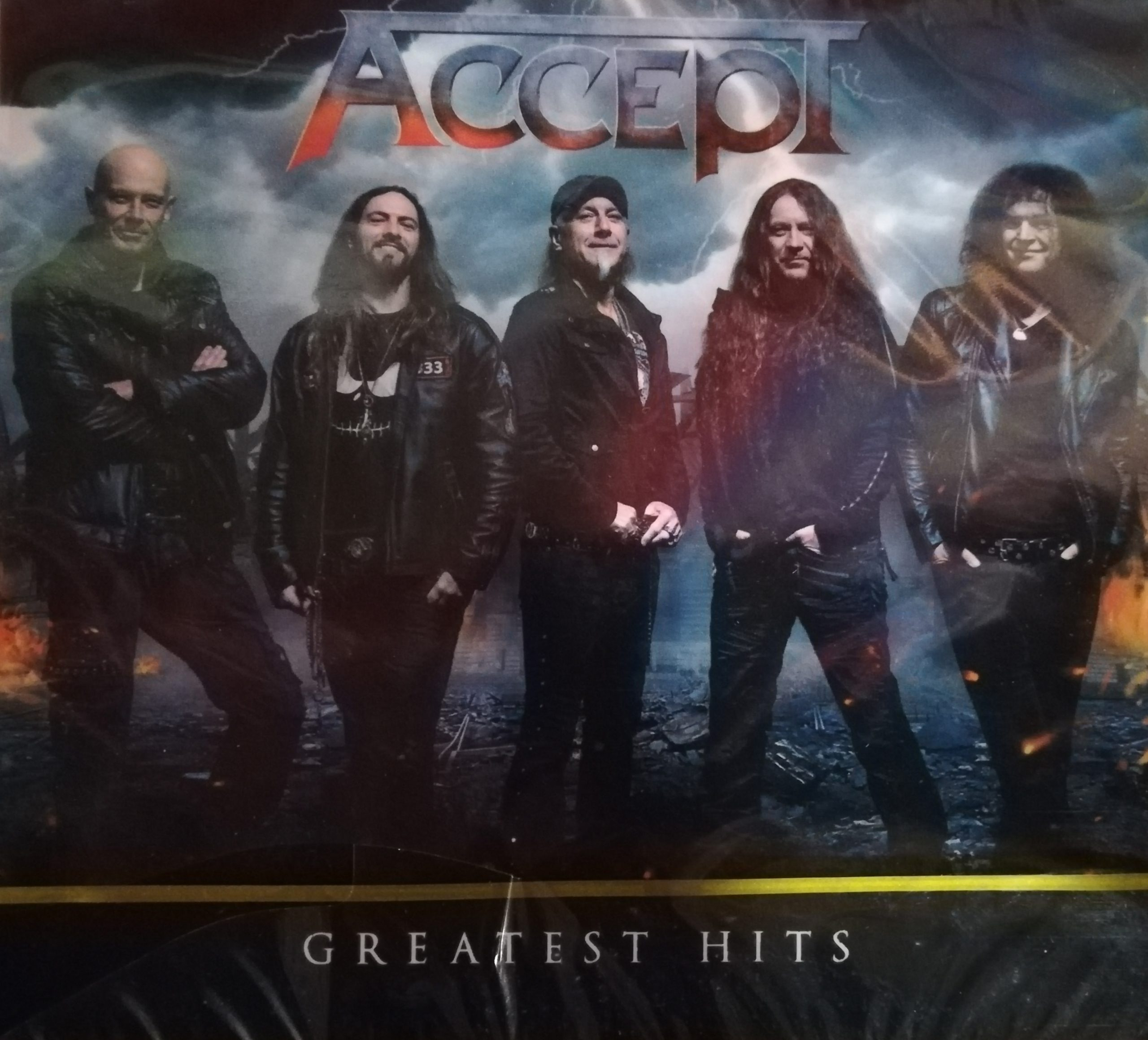 Accept – Greatest Hits (2cd, digipak) (2020)
