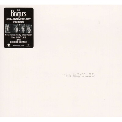 The Beatles - White Album (with Esher Demos) (2cd, digipak)