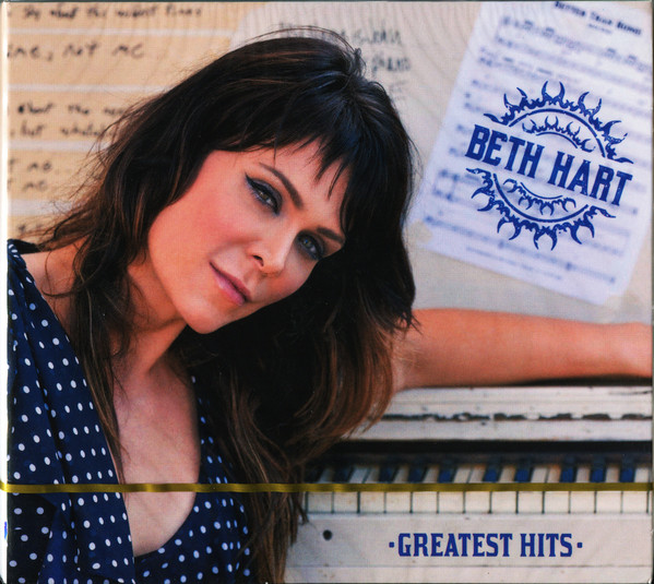 Beth Hart - Greatest Hits (2cd, digipak) (2020)