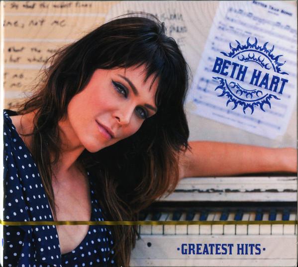 Beth Hart - Greatest Hits (2cd, digipak) (2020)